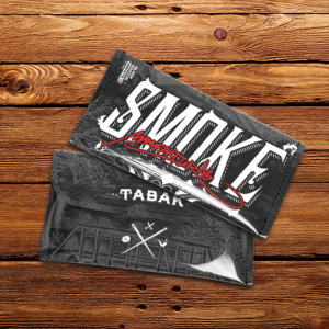 SMOKE Tabak Tasche M13