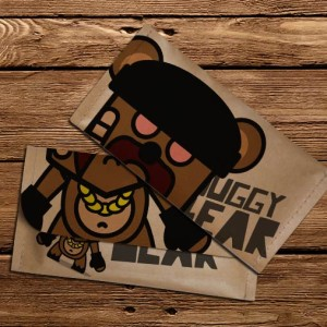 Huggy Bear Tabaktasche