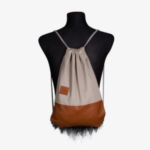 Leather Sports Bag