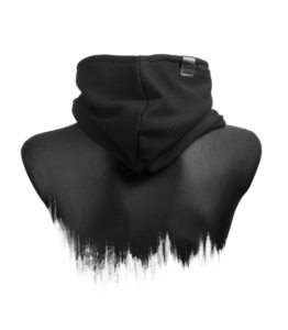 Hooded Loop (Black Out) 5