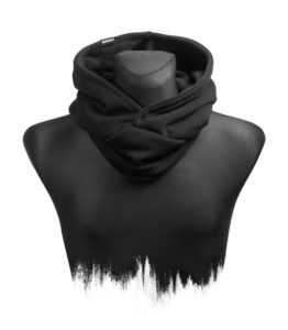 Hooded Loop (Black Out) 2