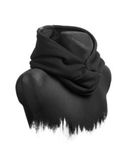 Hooded Loop (Black Out) 4