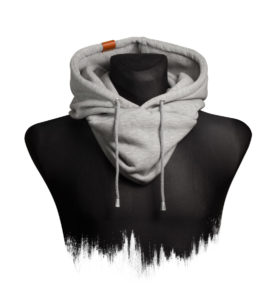 Hooded Loop (Heather) 4