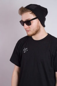 Beanie (Black Out) 6