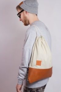Leather Sports Bag 12