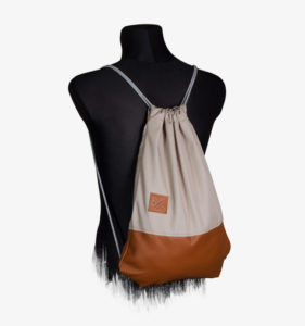 Leather Sports Bag 2
