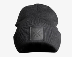 Beanie (Black Out) 2