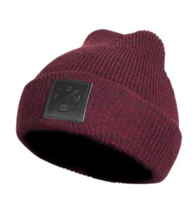 Rough Beanie (Black Ruby) 2