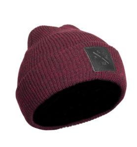 Rough Beanie (Black Ruby) 3