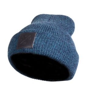 Rough Beanie (Blueberry) 2