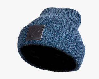 Rough Beanie (Blueberry)