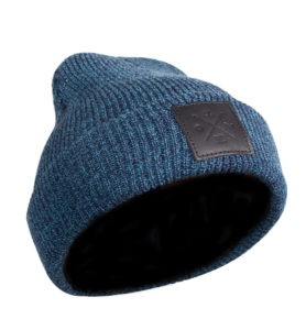 Rough Beanie (Blueberry) 3