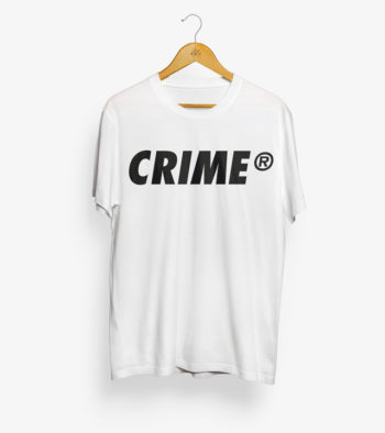 Crime Bold T-Shirt