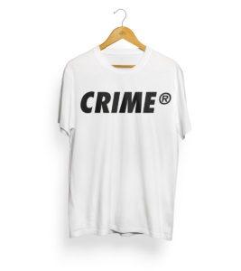 Crime Bold T-Shirt 2