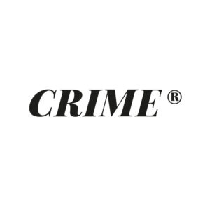 Crime Serif T-Shirt 2