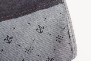 Denim Sports Bag 4