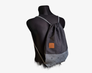 Denim Sports Bag 2