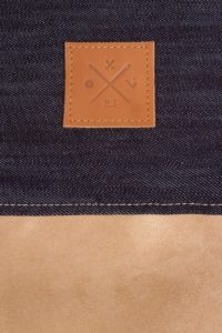 Denim Wood Sports Bag 5