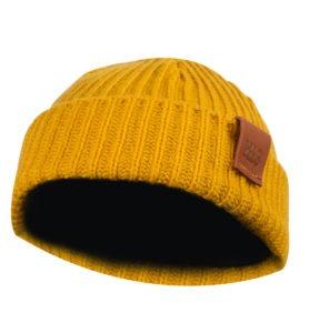 Fishermans Beanie (Mustard) 3