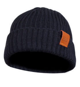 Fishermans Beanie (Navy) 3