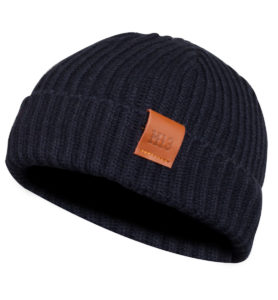 Fishermans Beanie (Navy) 2