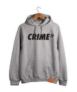 Crime Bold Hoodie 2