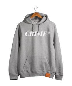 Crime Serif Hoodie 2