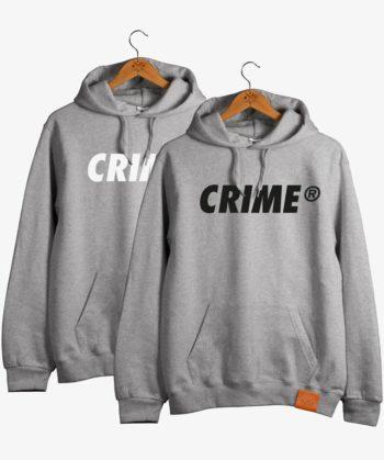 Crime Bold Hoodie