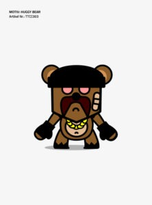 Huggy Bear 3