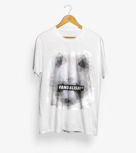 Vandal Panda T-Shirt 1