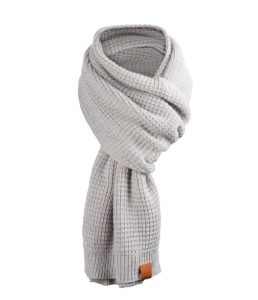 Rough Scarf (White Russian) 2