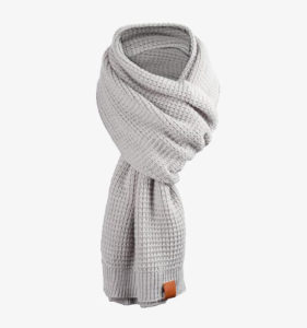 Rough Scarf (White Russian) 1