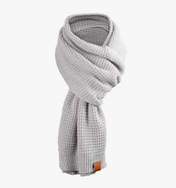 Rough Scarf (White Russian)