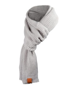 Rough Scarf (White Russian) 3