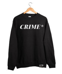 Crime Serif Sweater 2
