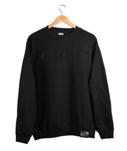 Crime Serif Sweater 3