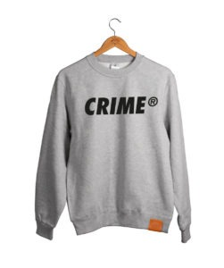 Crime Bold Sweater 3