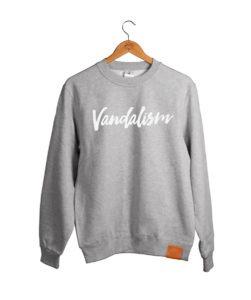 Artsy Vandalism Sweater 2
