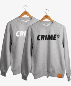 Crime Bold Sweater 1