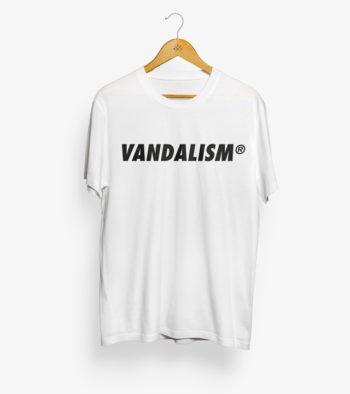 Vandalism Bold T-Shirt