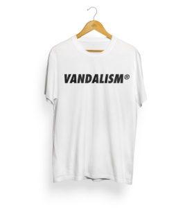 Vandalism Bold T-Shirt 2