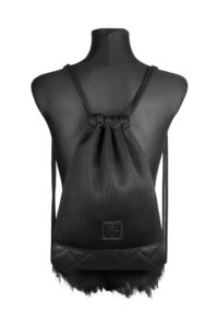 Black Mesh Sports Bag 4
