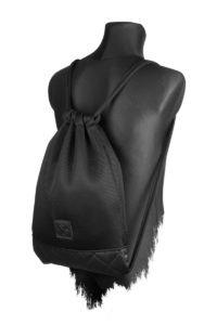 Black Mesh Sports Bag 3