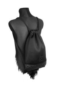 Black Mesh Sports Bag 2
