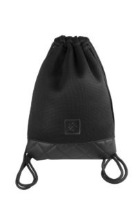 Black Mesh Sports Bag 5