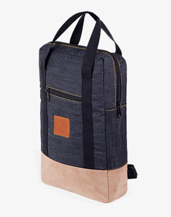 Denim Wood DayPack