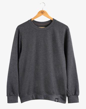 Rough Crewneck Sweater