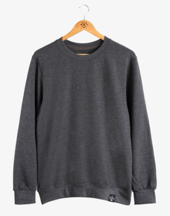 Rough Crewneck Sweater