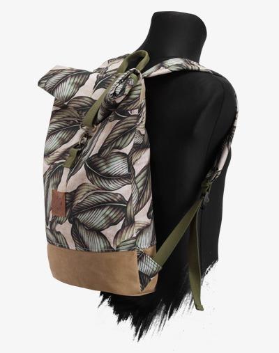 Roll Top Rucksack / Kurierrucksack / Backpack
