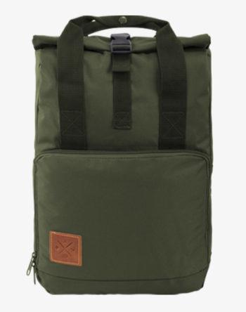 Roll-Top DayPack Rucksack / Backpack / Tagesrucksack mit Rollverschluss
